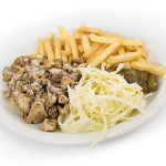 Shawarma-pollo
